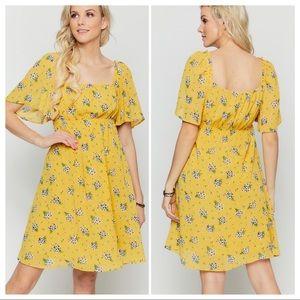 Summertime Vintage Style Dress